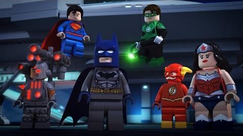 """LEGO DC Comics Super Heroes - Justice League Attack of the Legion of Doom!"" Trailer"