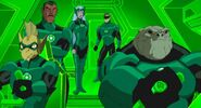 Green Lantern Corps (Green Lantern:First Flight)