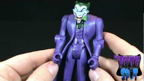 Toy Spot - Batman Brave and the Bold Joker Figure