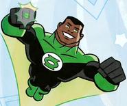 John Stewart (DC Super Friends)