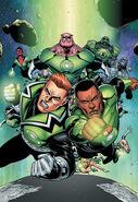 Green Lantern Corps (The New 52)