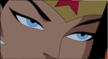 Wonder Woman Unlimited Mind Closed Eyes