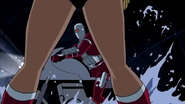 Wonder Woman Animated Trough Legs 4