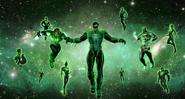 Green Lantern Corps (Injustice:Gods Among Us)
