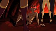 Wonder Woman Unlimited Trough Legs 2