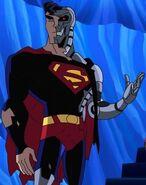 Cyborg Superman (Legion of Super Heroes)