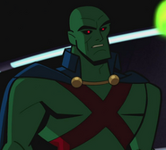 Martian Manhunter (Batman:The Brave and the Bold)