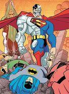 Cyborg Superman (Batman:The Brave and the Bold)