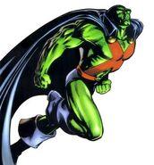 Martian Manhunter (DC Universe)