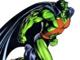 Martian Manhunter (DC Universe)
