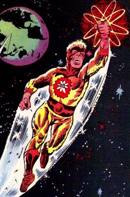 Captain atom 00
