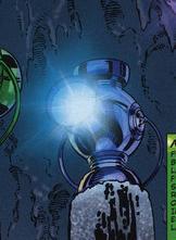 Blue Lantern Power Battery 01