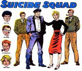 Suicide squad original
