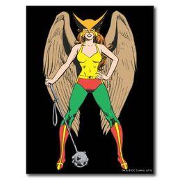 Hawkwoman silver age