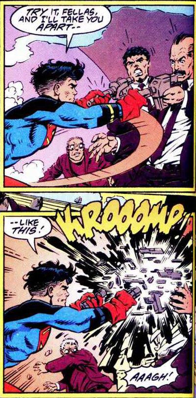 Superboy bomb