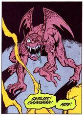 Petey the Demon