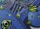 Anel Padrão da Tropa dos Lanternas Verdes
