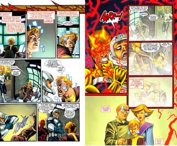 O caminho do flash reverso 1