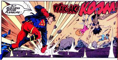 Superboy punch