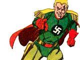 Capitão Nazista (Pré-Crise)