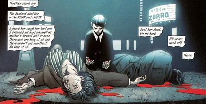 Batman thomas martha wayne