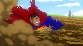 Superman e Supergirl Vs Darkseid Parte 2