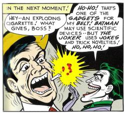 Joker belt 2