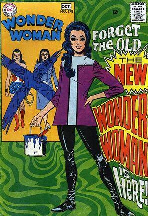 Wonder woman 178 mod diana