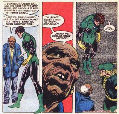 Green Lantern Civil Rights 01
