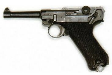Pistole p08 luger