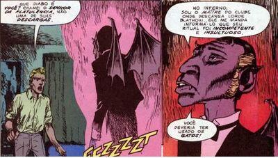 Constantine ritual fail