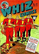 Whiz comics 29 lieutenantsmarvel