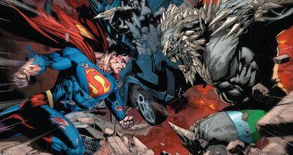 O pesadelo do superman