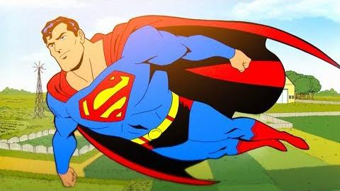 Superman 80th Anniversary Animated Short DC Kids