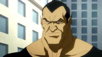 Superman Vs Adão Negro