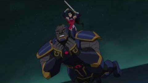 Liga da Justiça Vs Darkseid Parte 2