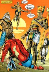 Khufu black adam nabu jay garrick