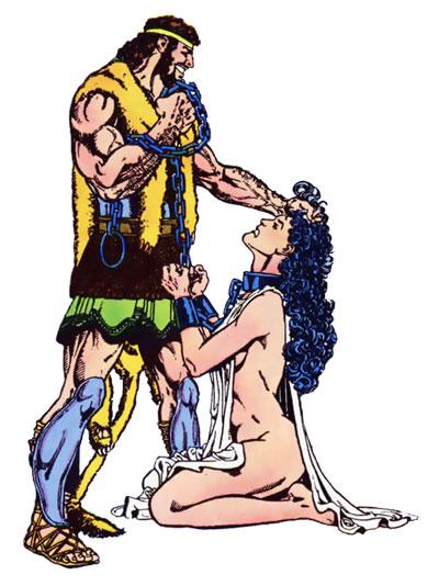 Heracles-Hipolita