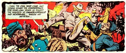 Civil War Jonah Hex 74