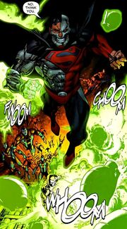Cyborg Superman 007
