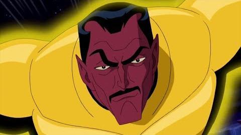 Hall Jordan vs Sinestro - Lanterna Verde Primeiro Vôo 2009 Dublado HD