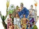 Lista de deuses mitológicos na DC Comics