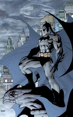 Batman por Jim Lee