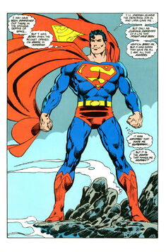 Superman john byrne