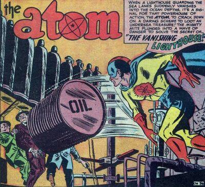 Atom flashcomics104
