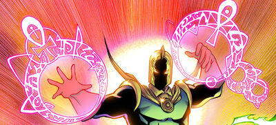 Dr Fate Magic Blast