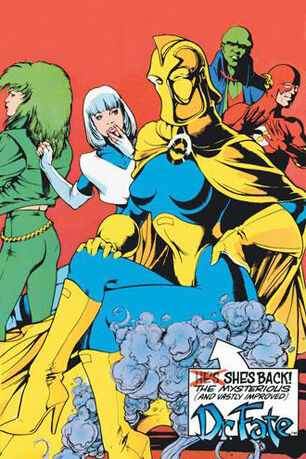 Doctor Fate Linda Strauss