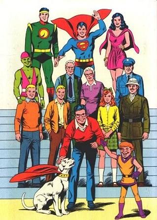 Superboy Era