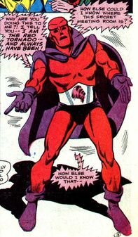 Red tornado original body