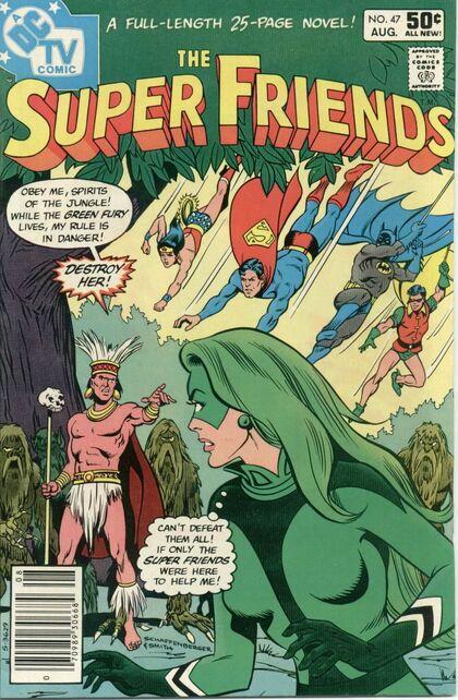 Super Friends 47 - 00 - FC